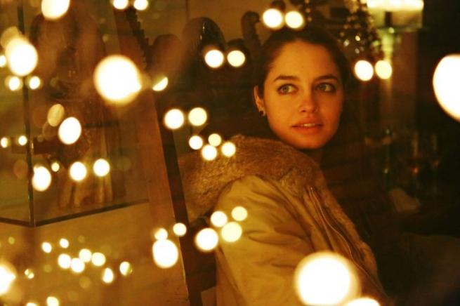 Matilde Gioli, nel film Serena Ossola