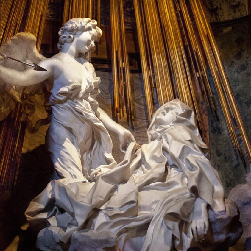 Estasi di Santa Teresa, Gian Lorenzo Bernini