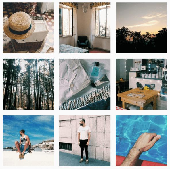 "Dall'Instagram ""cromaticamente equilibrato"" di @lorenzobises"
