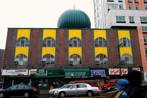 Masjid Malcolm Shabbazz